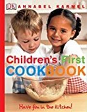 Children's First Cookbook | Hardback Book