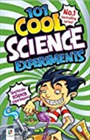 101 Cool Science Experiments | Paperback Book
