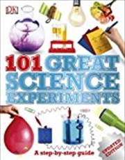 101 Great Science Experiments | Paperback Book