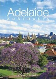 Steve Parish Mini Souvenir Book: Adelaide, Australia   Paperback Book