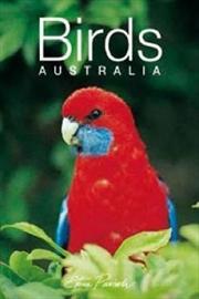 Steve Parish Mini Souvenir Book: Birds, Australia   Paperback Book