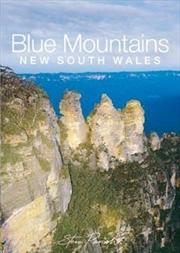 Blue Mountains, Australia Mini Souvenir Book   Paperback Book