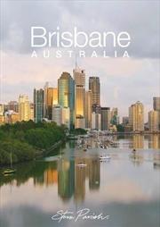 Steve Parish Mini Souvenir Book: Brisbane, Australia   Paperback Book