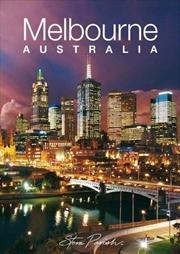Steve Parish Mini Souvenir Book: Melbourne, Australia   Paperback Book