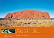 Steve Parish Panoramic Gift Book: Australia   Paperback Book