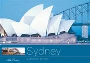 Steve Parish Panoramic Gift Book: Sydney   Paperback Book