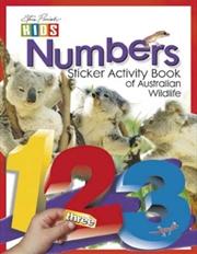 Steve Parish Sticker Activity Book of Australian Wildlife | Paperback Book
