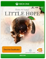 The Dark Pictures Anthology: Little Hope | XBox One
