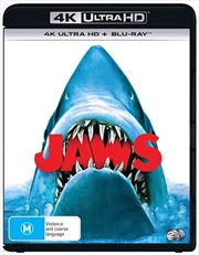 Jaws | Blu-ray + UHD | UHD