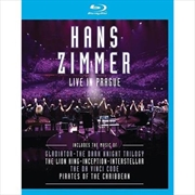 Live In Prague   Blu-ray