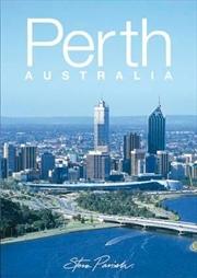 Perth Australia Mini Souvenir Book   Paperback Book