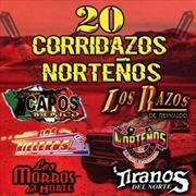 20 Corridazos Nortenos | CD