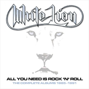 All You Need Is Rock N Roll - The Complete Albums 1985-1991 | CD
