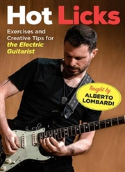 Hot Licks - Exercises And Creative Tips For Electric Guitarist   DVD