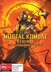 Mortal Kombat - Scorpion's Revenge | DVD
