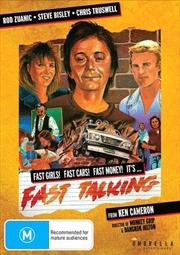 Fast Talking | DVD