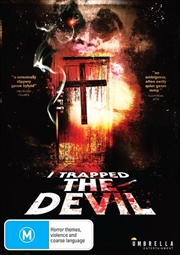 I Trapped The Devil | DVD