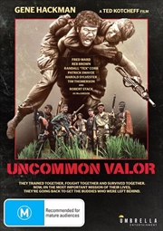Uncommon Valor | Combat Classics | DVD