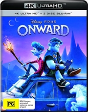 Onward | Blu-ray + UHD | UHD