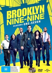 Brooklyn Nine-Nine - Season 1-7 | DVD