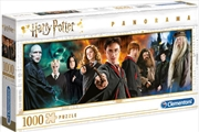 Harry Potter and the Half Blood Prince Panorama 1000 Pieces   Merchandise