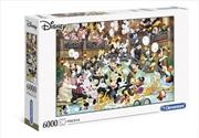 Disney Gala 6000 Pieces Puzzle | Merchandise