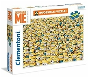 Minions 2 Impossible 1000 Pieces | Merchandise