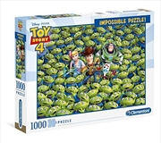 Toy Story 4 Impossible Disney Puzzle 1000 Pieces | Merchandise