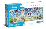 Disney Classic Panorama 1000 Pieces Puzzle | Merchandise