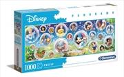 Disney Classic Panorama 1000 Pieces Puzzle   Merchandise