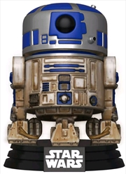 Star Wars - R2-D2 (Dagobah) US Exclusive Pop! Vinyl [RS] | Pop Vinyl