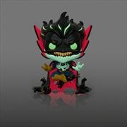 Venom - Venomized Doctor Strange Glow US Exclusive Pop! Vinyl [RS] | Pop Vinyl