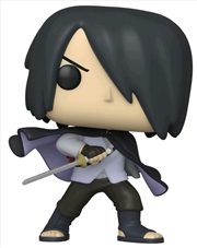 Boruto - Sasuke with cape (No arm) Specialty Store Exclusive Pop! Vinyl | Pop Vinyl