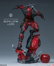 Deadpool - Deadpool Premium Format Statue | Merchandise
