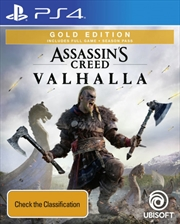 Assassins Creed Valhalla - Gold Edition | PlayStation 4