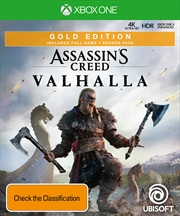 Assassins Creed Valhalla - Gold Edition | XBox One