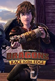 Dragons Race To The Edge - Season 3 | DVD