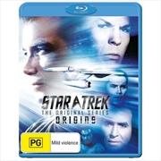 Star Trek - The Original Series - Origins | Blu-ray