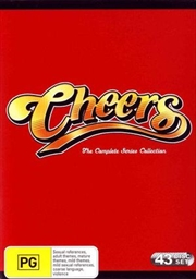 Cheers - Complete Series Collection - Seasons 1 - 11 | DVD