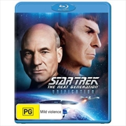 Star Trek - Next Gen - Unification | Blu-ray