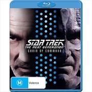 Star Trek - Next Gen - Chain Of Command | Blu-ray