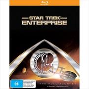 Star Trek Enterprise - Complete Series 1-4 | Blu-ray