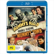 Mummy's Hand, The / Mummy's Tomb, The | Blu-ray