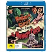 Mummy's Ghost, The / Mummy's Curse, The | Blu-ray