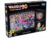 Wasgij Original 30 Can't Dance 1000 Piece Puzzle | Merchandise
