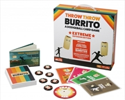 Throw Throw Burrito Extreme Outdoor Edition | Merchandise