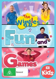 Wiggles - Fun and Games, The | DVD