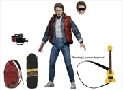"Back to the Future - Marty Ultimate 7"" Action Figure 