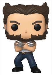 X-Men (2000) - Wolverine Tank Top 20th Anniversary Pop! Vinyl | Pop Vinyl