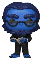 X-Men (2000) - Beast 20th Anniversary Pop! Vinyl | Pop Vinyl